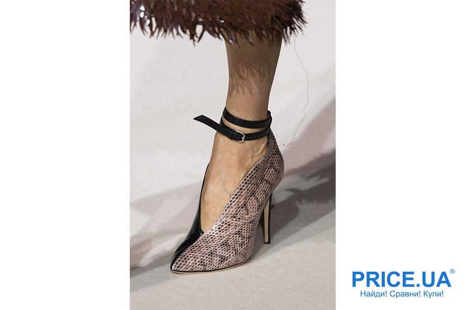 Что модно из обуви этой осенью? Туфли с принтами в стиле Animal