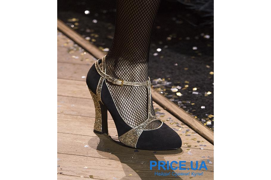 Что модно из обуви этой осенью? Круглый носок