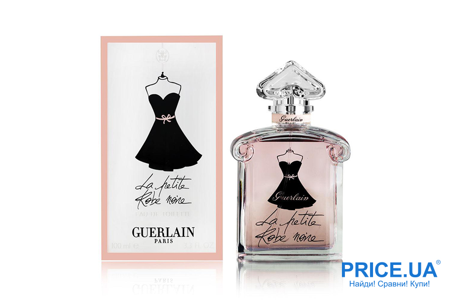 Самые модные ароматы осени 2019. Guerlain La Petite Robe Noire