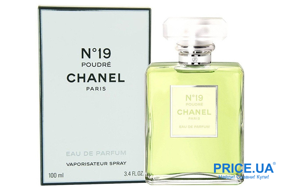 Самые модные ароматы осени 2019. Chanel №19
