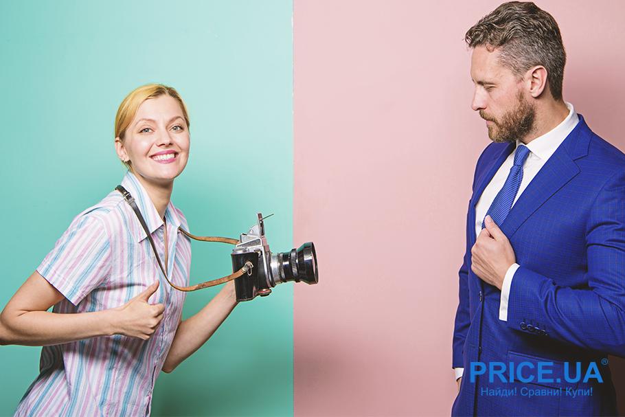 Фото для документов: секреты удачных  портретов.Как себя вести перед камерой