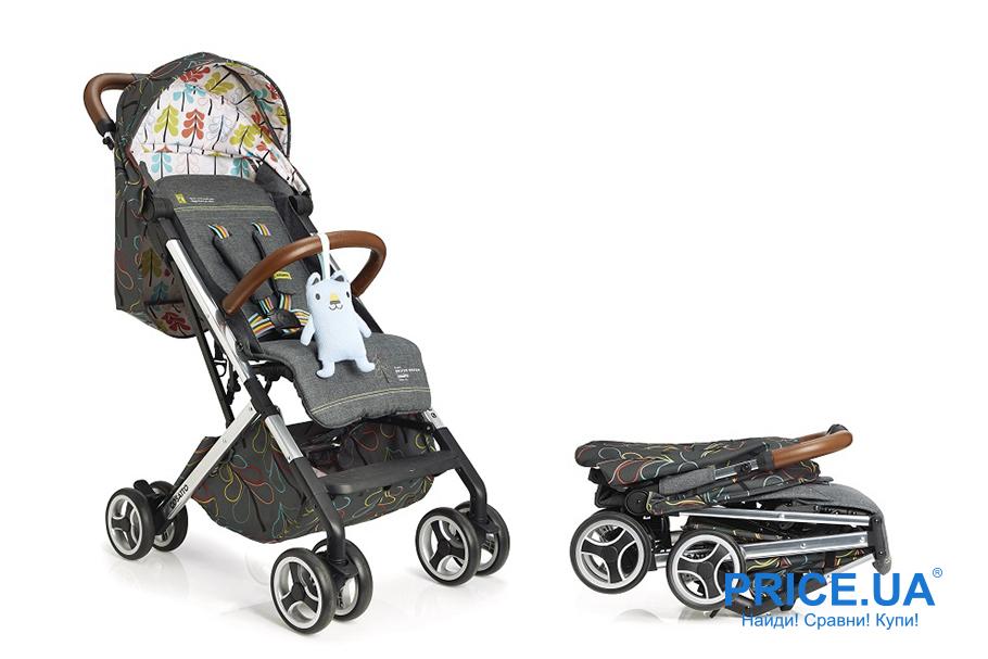 Топ лучших прогулочных колясок. Cosatto Woosh XL