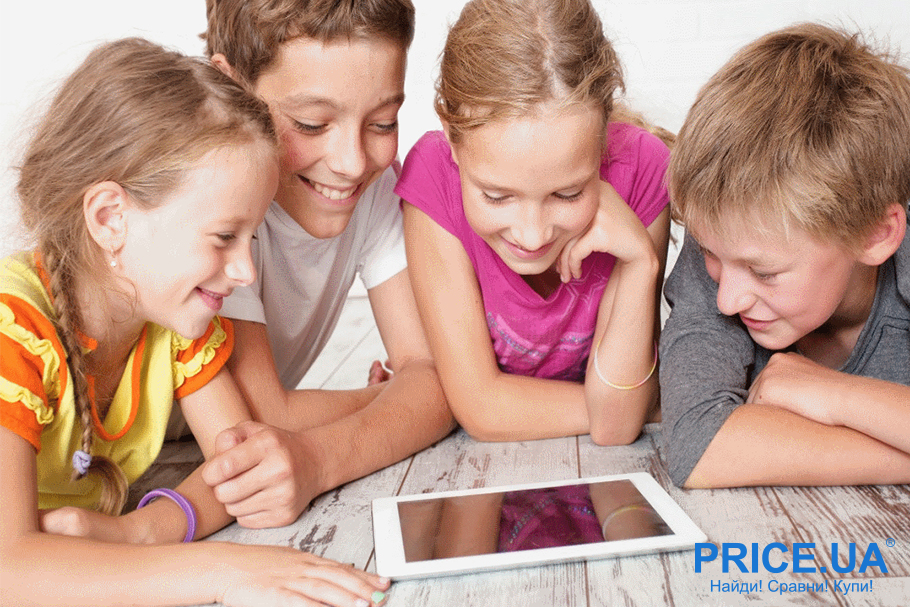 Как выбрать хороший планшет ребенку? Тип матрицы