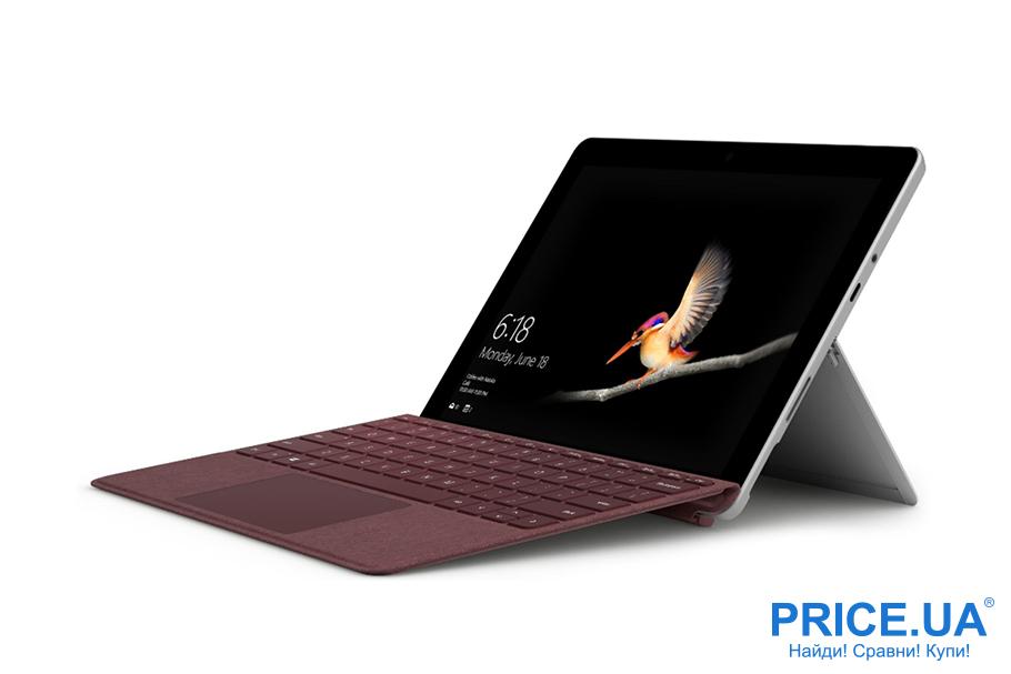 Как выбрать хороший планшет ребенку?  Microsoft Surface Go 128Gb