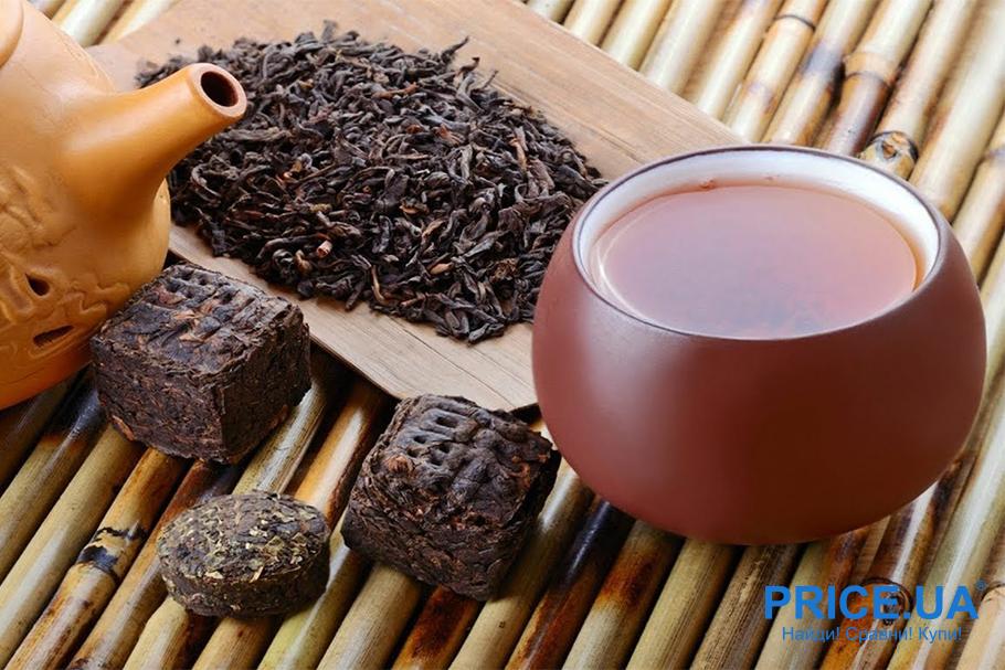 Элитные сорта чая, которые вы еще не пробовали. Чай Пуэр