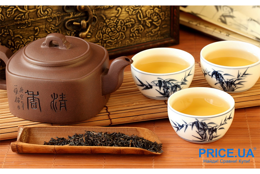 Элитные сорта чая, которые вы еще не пробовали. Золотистые чайные головки