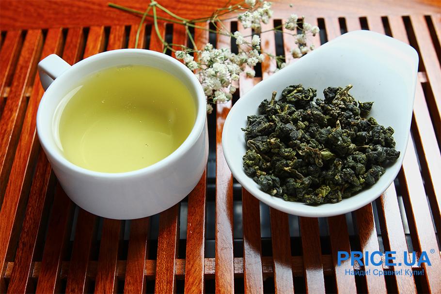 Элитные сорта чая, которые вы еще не пробовали. Молочный улун