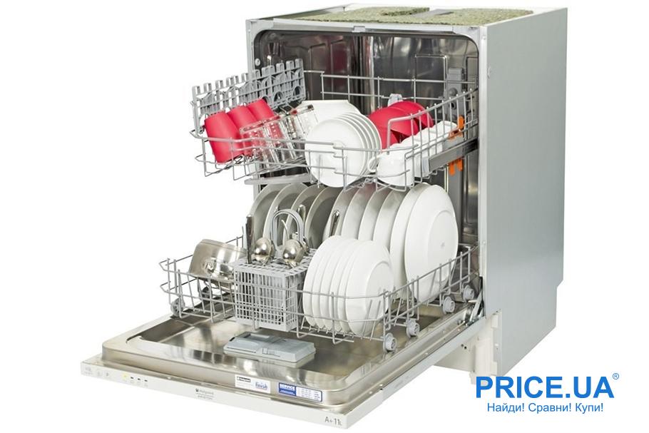 Рейтинг посудомоечных машин: топ-7 моделей. Hotpoint-Ariston LSTB 6B019