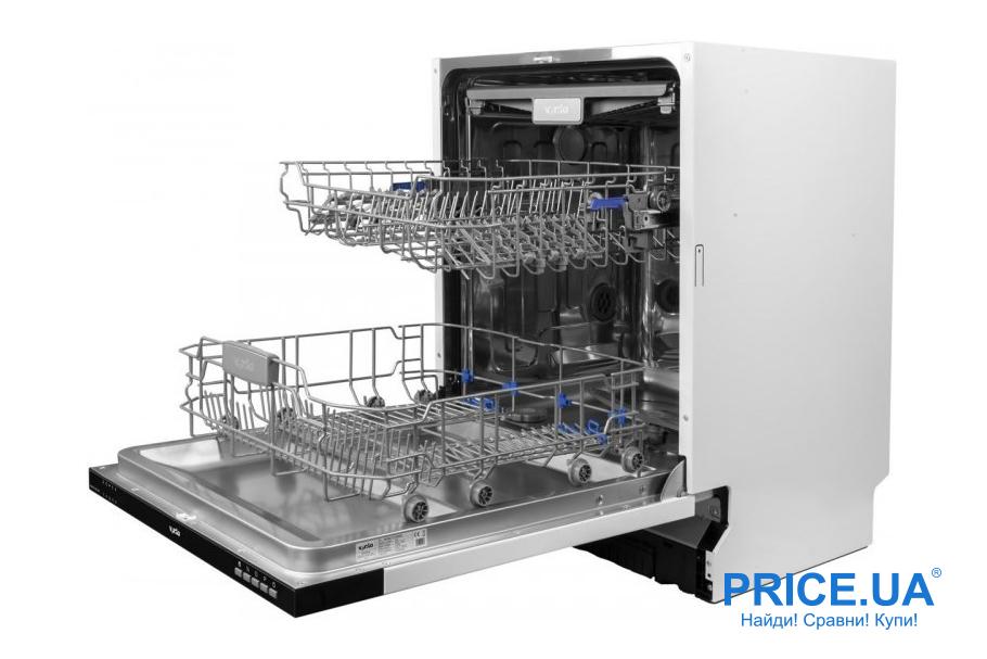Рейтинг посудомоечных машин: топ-7 моделей. Ventolux DW 4509 4M