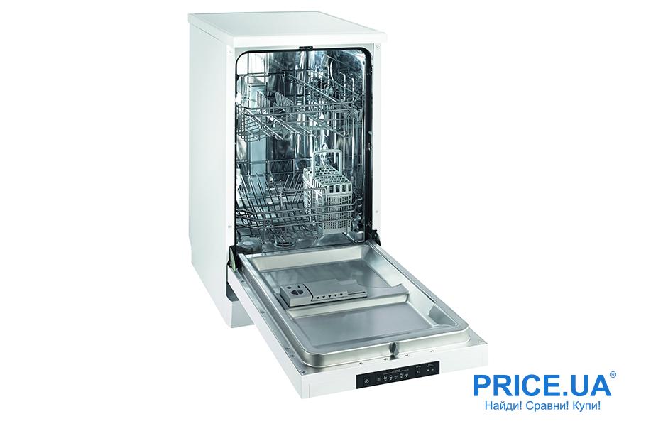 Рейтинг посудомоечных машин: топ-7 моделей. Gorenje GS52010W
