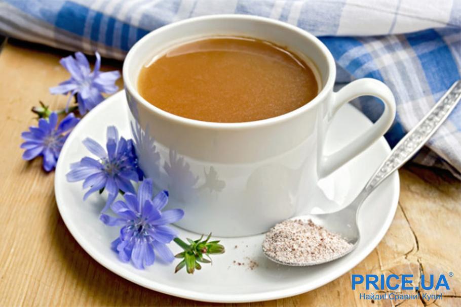 Напитки, которые заменят кофе. Цикорий