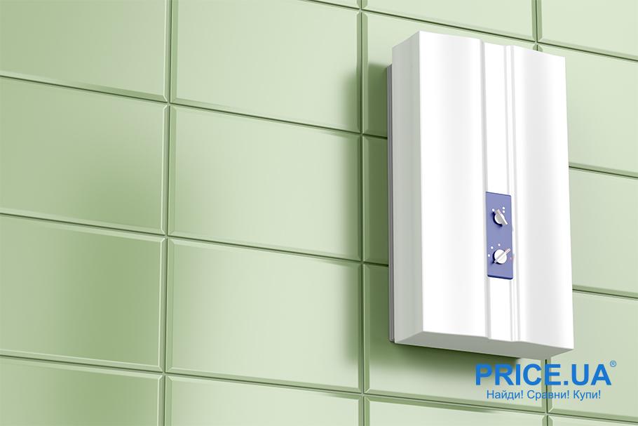 Советы по установке водонагревателя. Проточный водонагреватель
