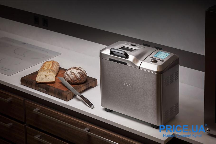 Выбираем хлеб: домашний  vs магазинный. Хлебопечка  BORK X800