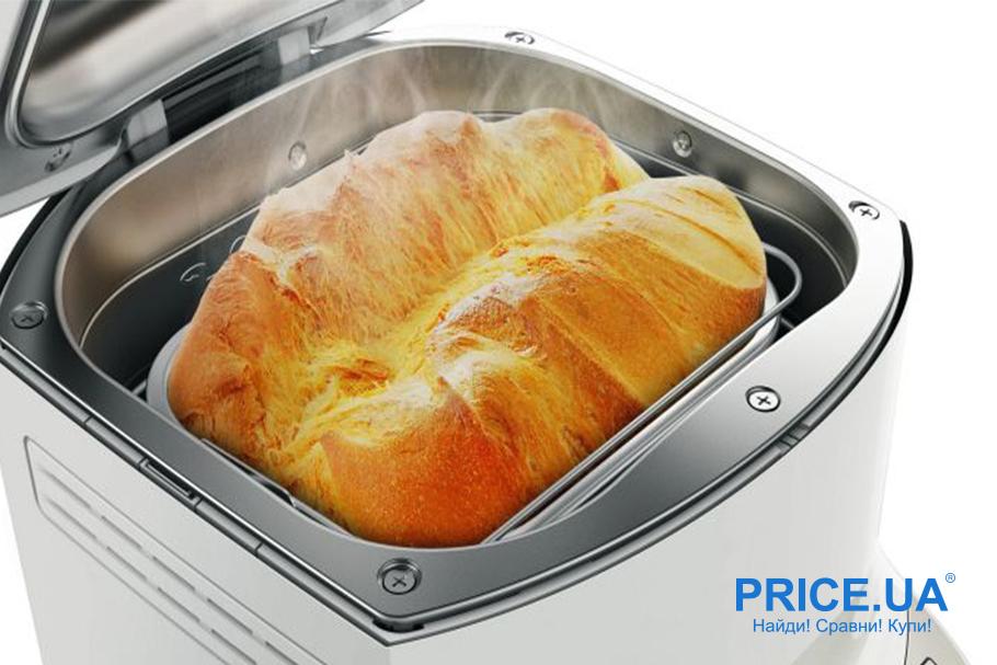 Выбираем хлеб: домашний  vs магазинный. Хлебопечка Philips HD9045