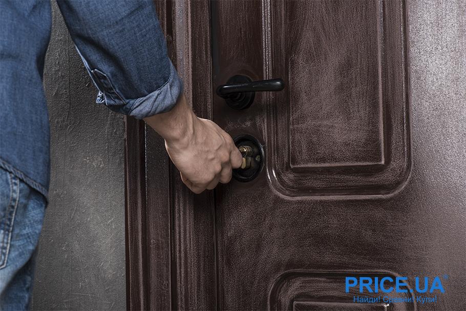 Как выбрать качественную входную дверь? Выбор материала