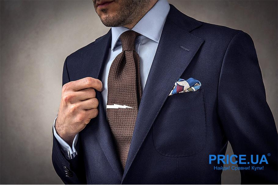 Правила галстука: как носить? Зажим для галстука