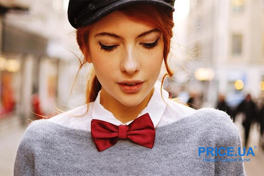 Правила галстука: как носить? Женские галстуки