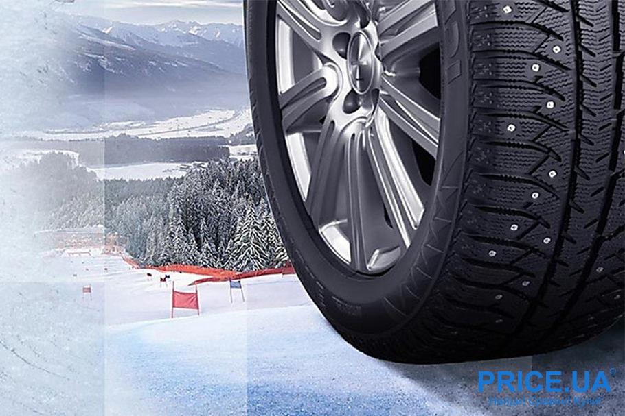 Топ-10 лучших недорогих зимних шин. FIRESTONE ICE CRUISER 7