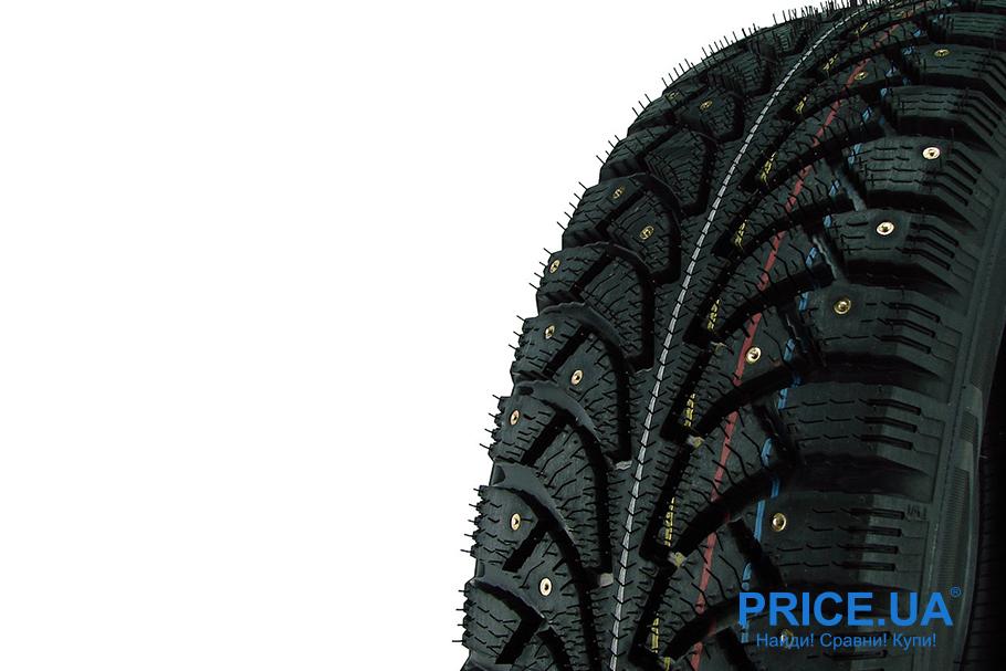 Топ-10 лучших недорогих зимних шин. Кама EURO 519
