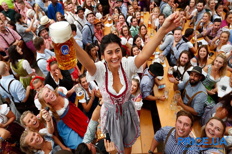 27 сентября - День всемирного туризма. Oktoberfest
