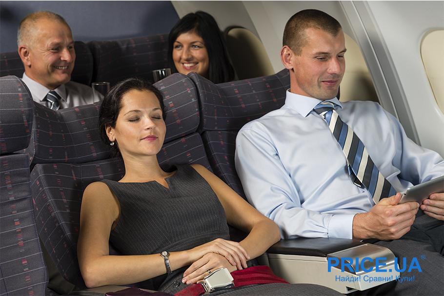 Долгое путешествие: советы, как переносить. Самолет