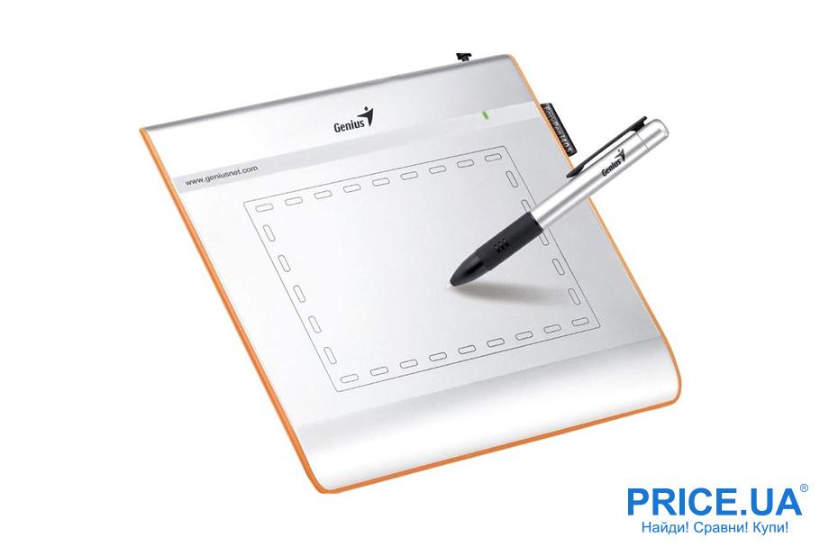 Как правильно выбрать графический планшет ребенку? Модель Genius EasyPen i405X
