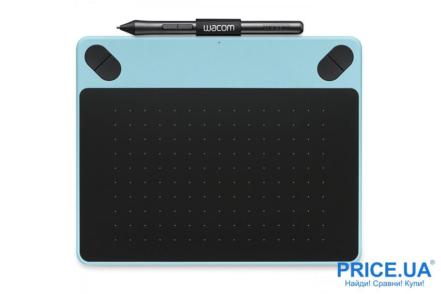 Как правильно выбрать графический планшет ребенку? Модель Wacom Intuos Art PT S