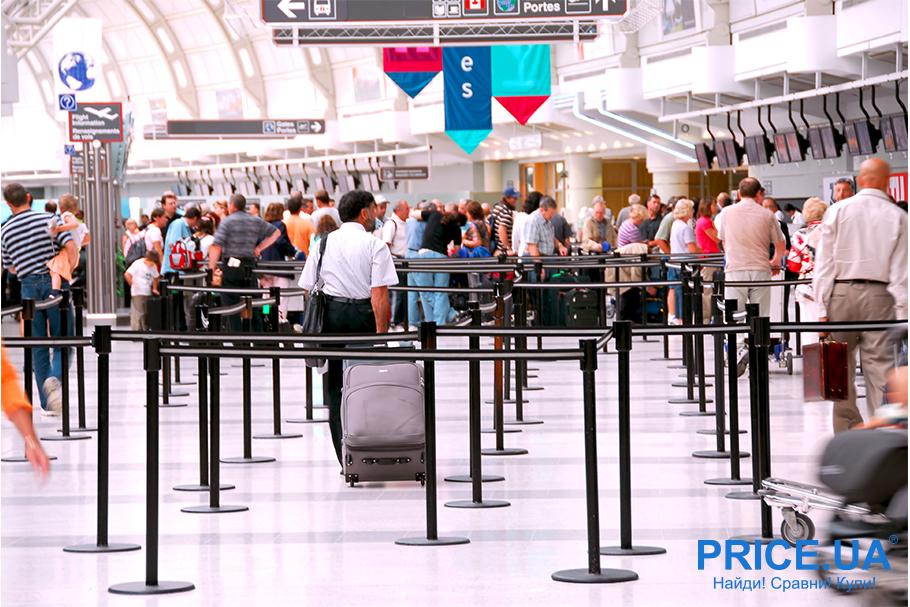 Советы, как вести себя впервые в аэропорту. Правила прохождения контроля