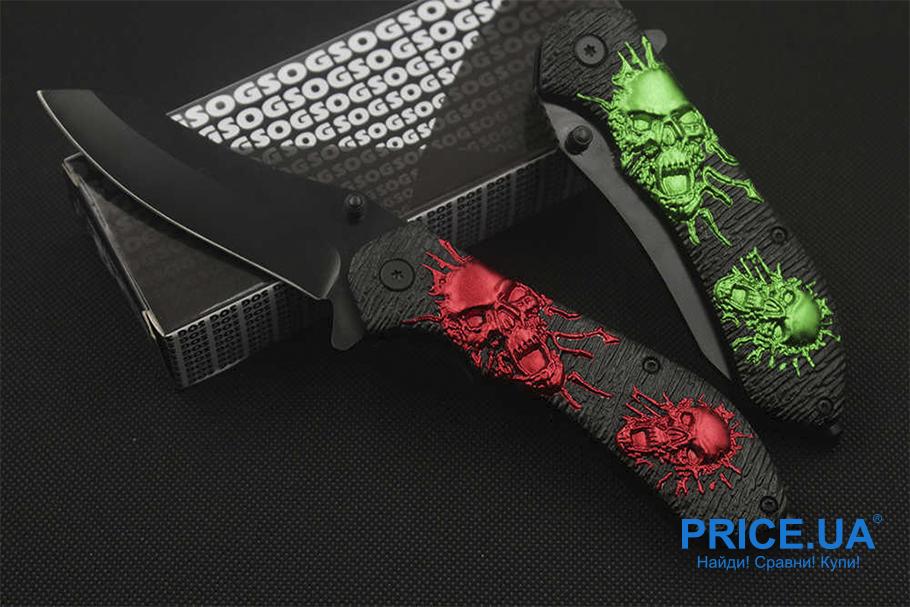 Подарки, которые не стоит дарить никому.  Ножи