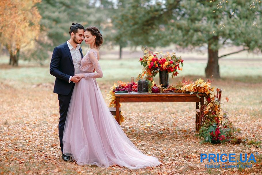 Осенняя свадьба. Советы, как оформить. Идеи