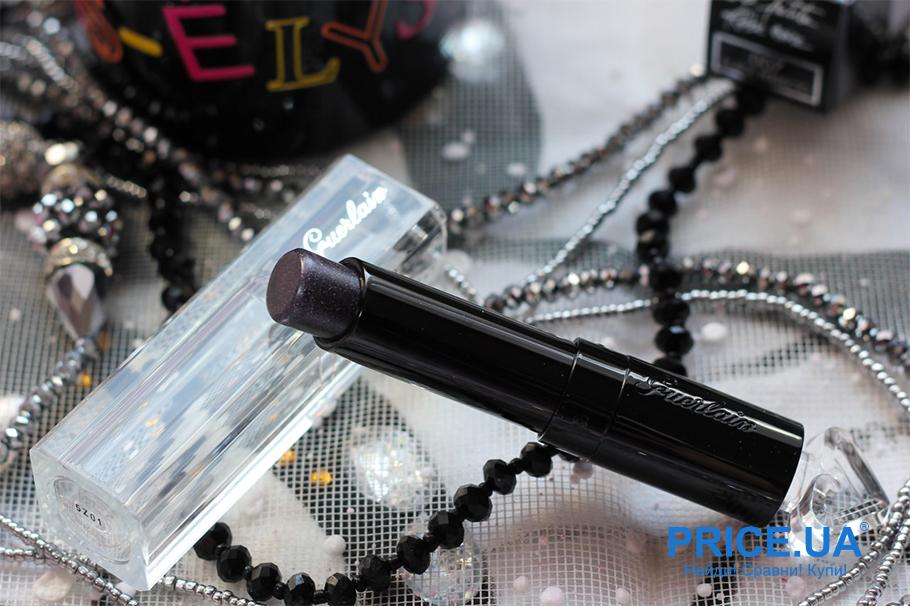Как правильно выбрать черную помаду? La Petite Robe Noire Lipstick 007