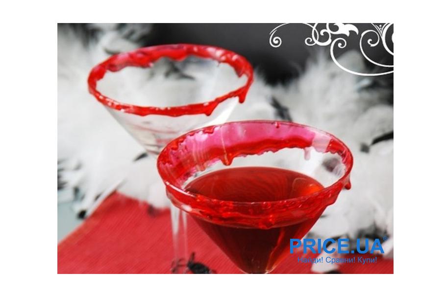Хэллоуинские коктейли: идеи! Кровь для Дракулы