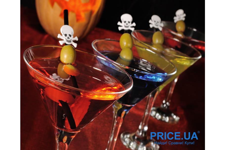 Хэллоуинские коктейли: идеи! Черный дьявол