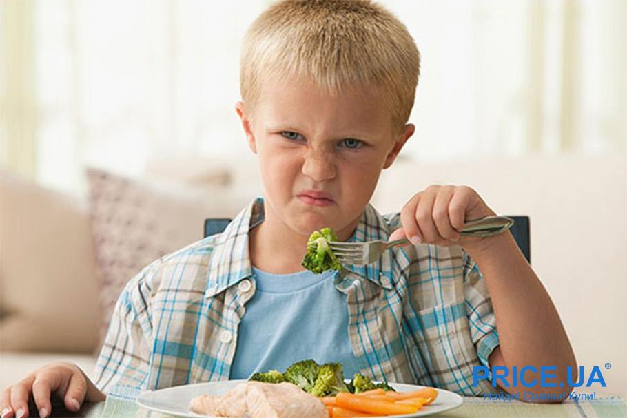 Как кормить ребенка без проблем и насилия? Нелюбимые продукты - это нормально