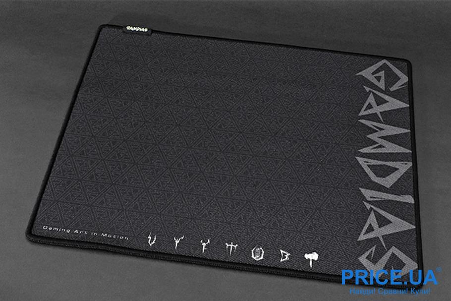 Советы по выбору игровой поверхности. GAMDIAS NYX Speed Edition M