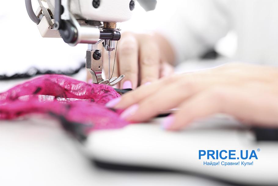 Выбор первой швейной машины: какую?  Типы и назначение швейных машин