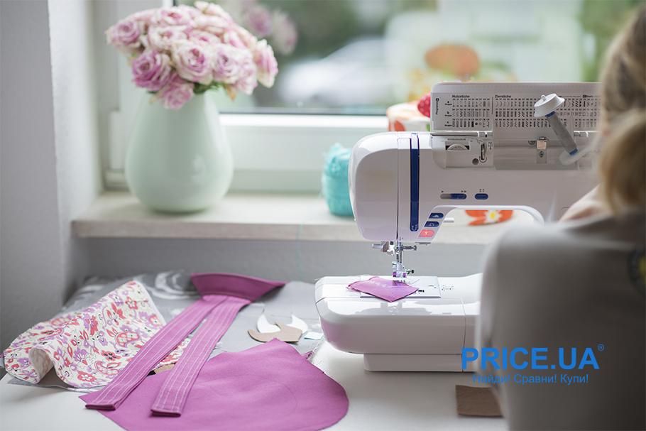 Выбор первой швейной машины: какую?  Важные характеристики