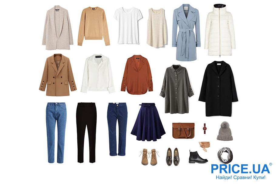 Простые правила составления капсульного гардероба. Ситуативные луки