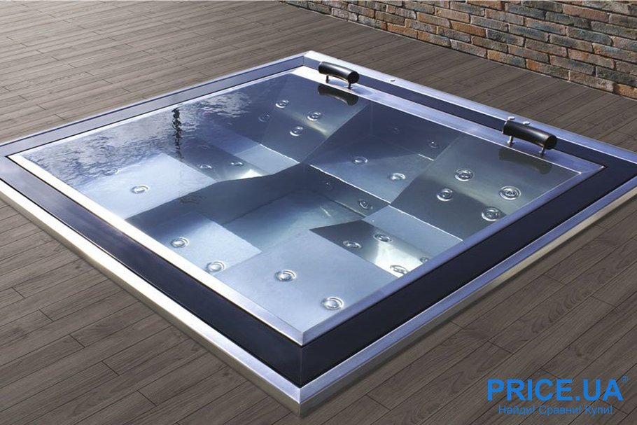 Как правильно выбрать СПА-бассейн. Что главное?