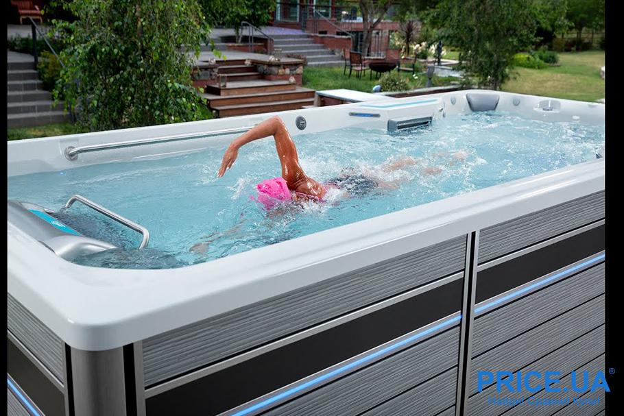 Как правильно выбрать СПА-бассейн. Виды бассейнов класса СПА