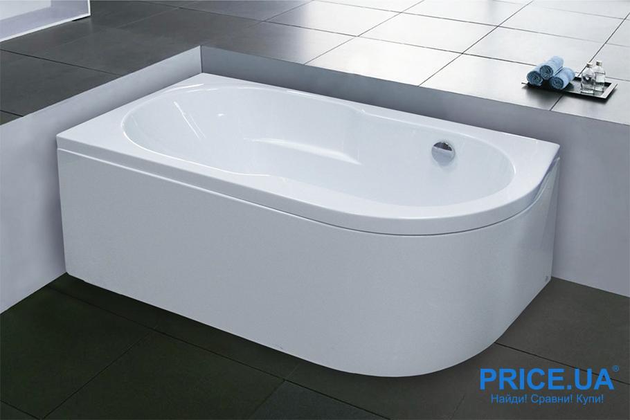 Акриловая ванная: советы по выбору. Преимущества