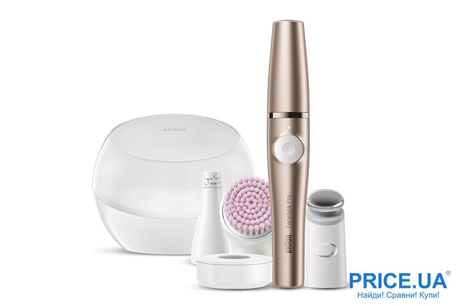 Как выбрать качественный ультразвуковой скрабер? FaceSpa Pro 921