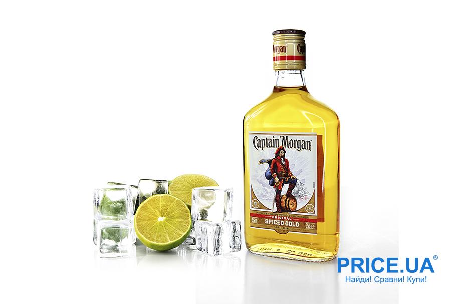 История рома: бренд Captain Morgan. Пират-губернатор