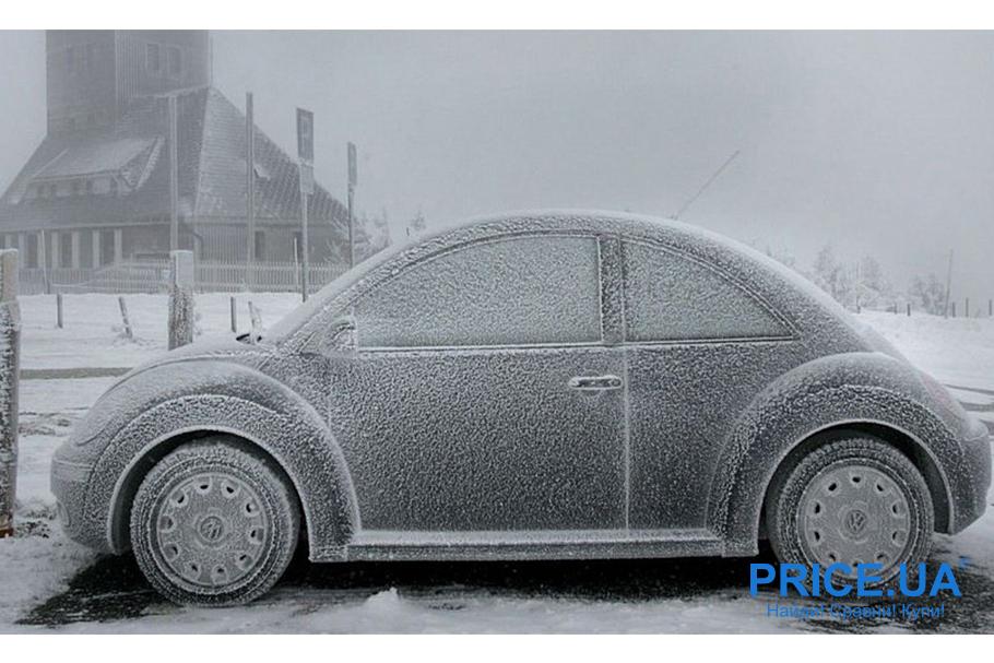 Готовим авто к зиме: важные советы. Смена автошин - в приоритете
