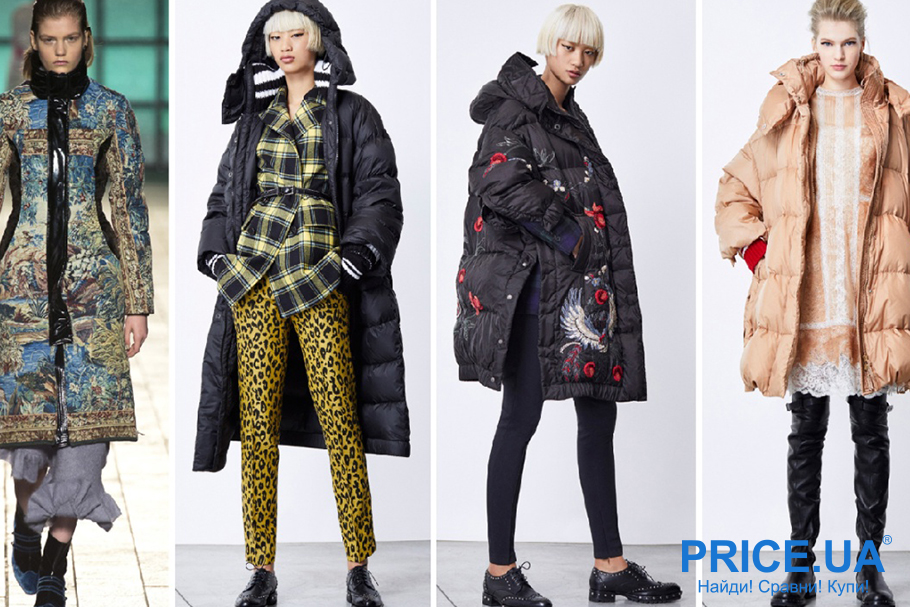 Пуховики зимы 2019-2020: модели-хиты
