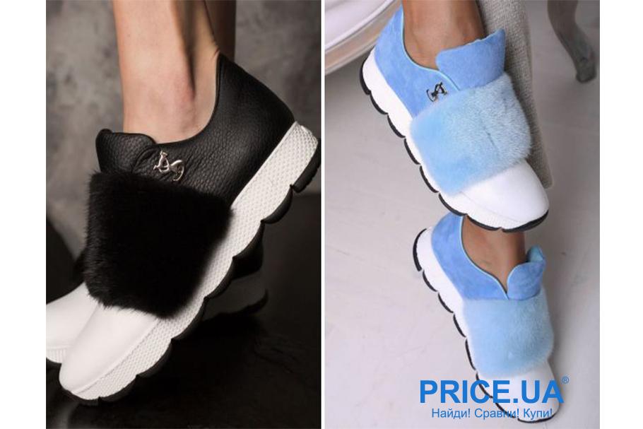 Зимняя обувь: какую выбрать. Мех в декоре