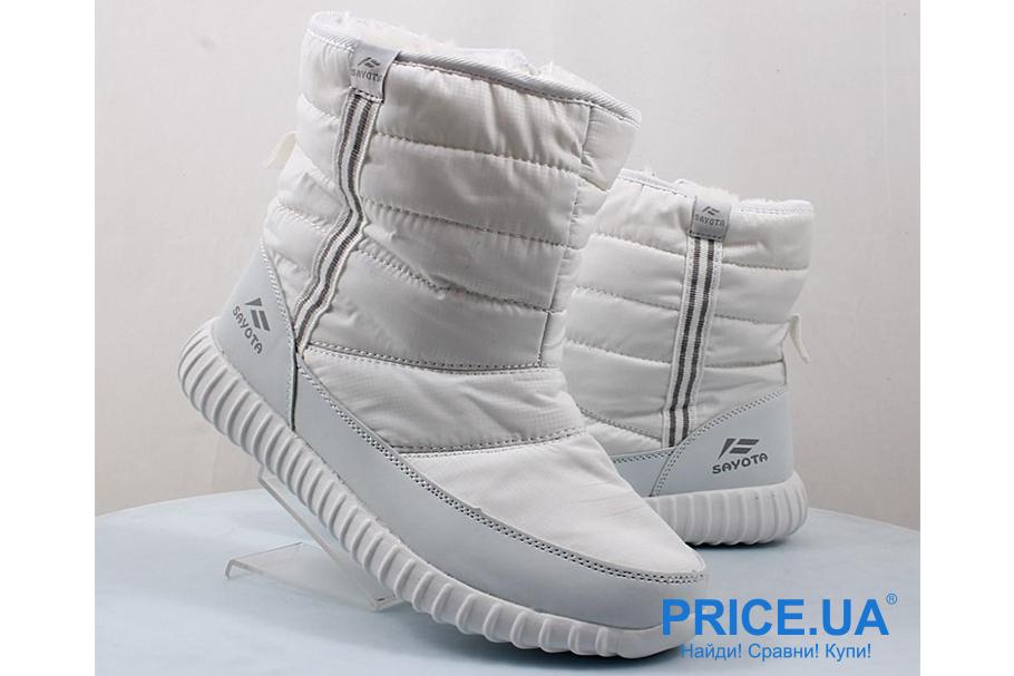 Зимняя обувь: какую выбрать. Дутики