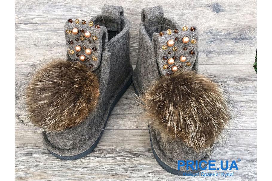 Зимняя обувь: какую выбрать. Валенки
