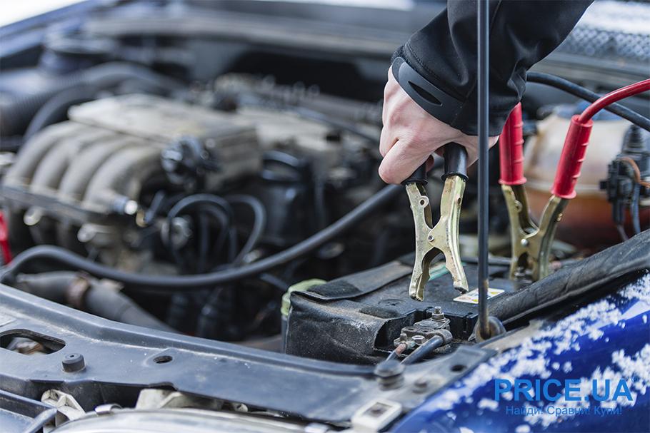 Лайфхак: как реанимировать аккумулятор авто в мороз