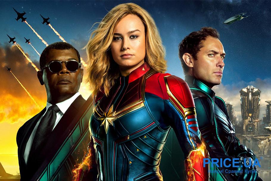 Вселенная Marvel в деталях. Капитан Марвел